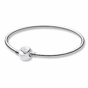 Pandora sterling silver bangle